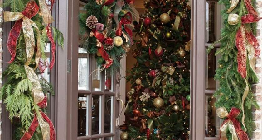 Christmas Door Decorations Ideas Magment