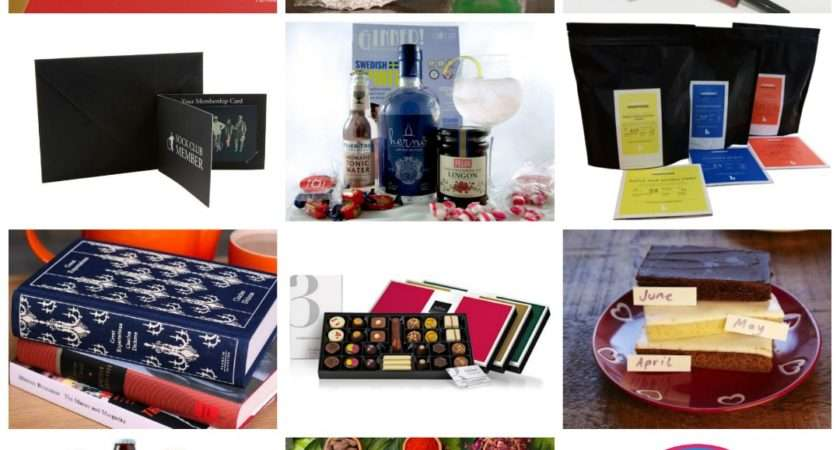 Christmas Gift Ideas Best Subscription Gifts