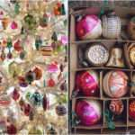 Christmas Home Decor Vintage Decorations