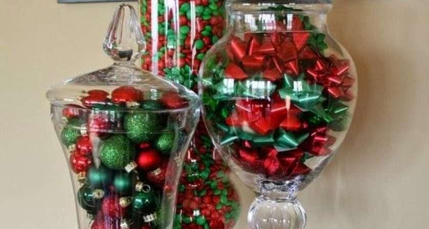 Christmas Ideas Vases