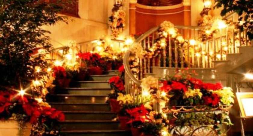 Christmas Indoor House Decorations Happy Holidays