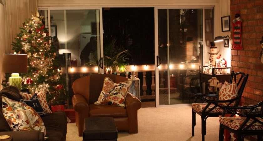 Christmas Living Room Decor Cozy