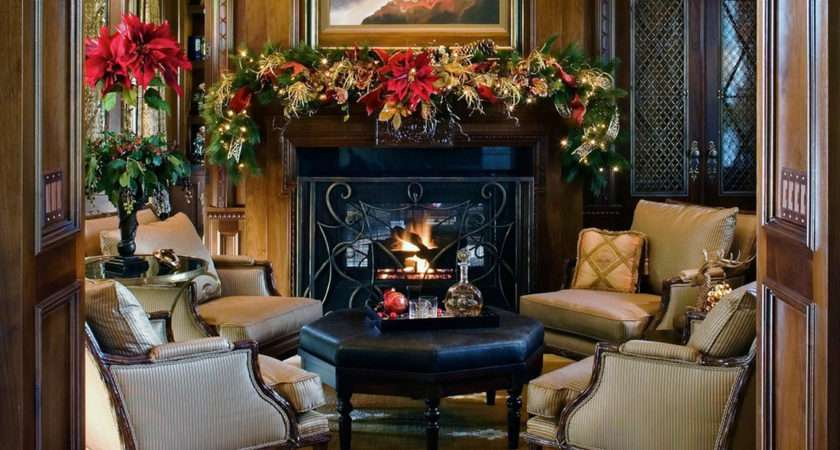 Christmas Mantel Cor Ideas Decorative