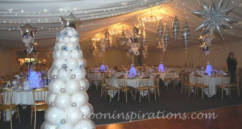 Christmas Party Decorations Themed