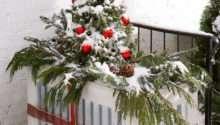 Christmas Planter Ideas