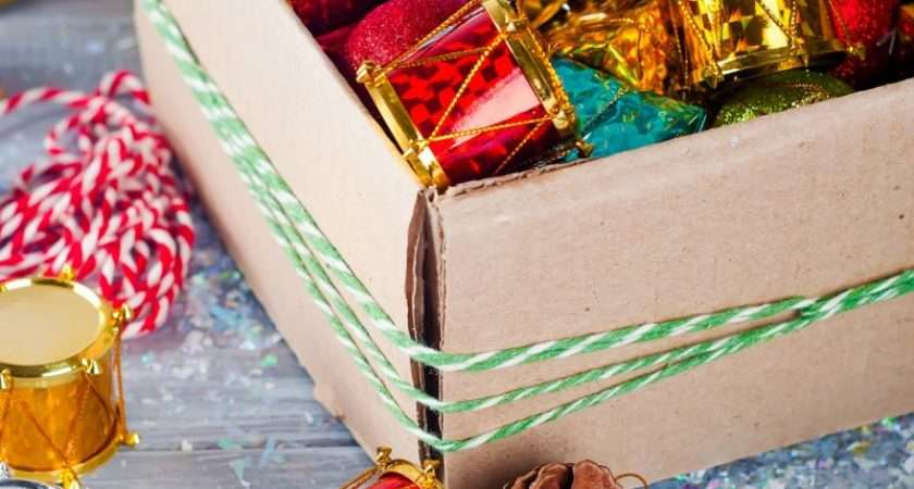 Christmas Storage Solutions Post Holiday Organizing