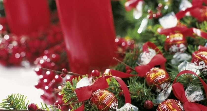 Christmas Table Centerpiece Ideas Add Accents