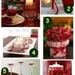 Christmas Table Decorating Ideas Parties Ohio Trm