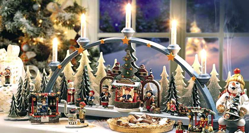 Christmas Table Decoration Ideas German Decorations