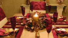 Christmas Table Setting Design Ideas Home Lover