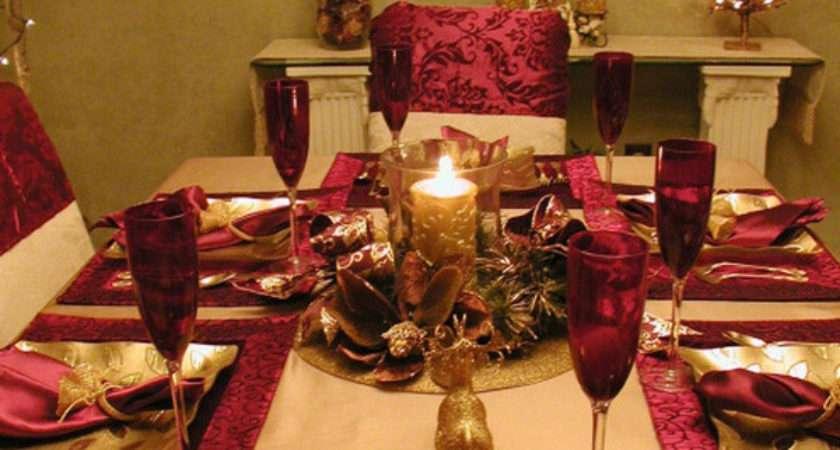 Christmas Table Setting Design Ideas Home Lover