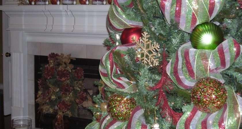 Christmas Tree Decorating Decorations