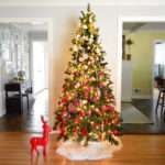 Christmas Tree Decorating Ideas Ombre Design Young House Love