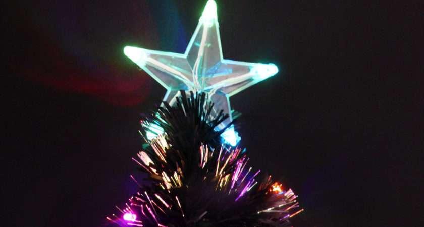 Christmas Tree Multi Coloured Led Lights Xmas Trees Gardens