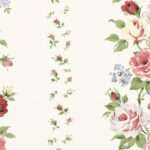 Clarissa Multi Ivory Floral Laura Ashley