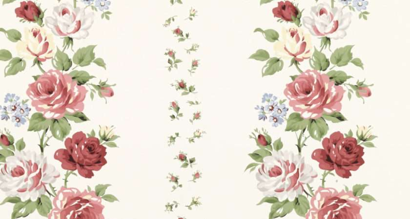 Clarissa Multi Ivory Floral Laura Ashley