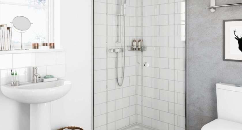 Clarity Quadrant Shower Enclosure Victoriaplum