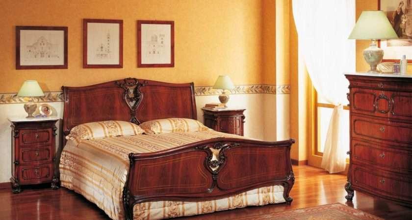 Classic Century Siciliano Bedroom
