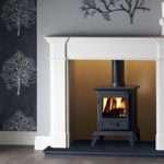 Classic Cleanburn Wood Burning Stove Artisan Fireplace Design Ltd