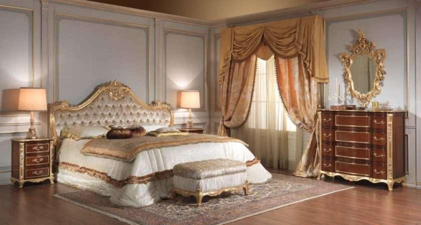 Classic Italian Century Bedroom Vimercati Furniture