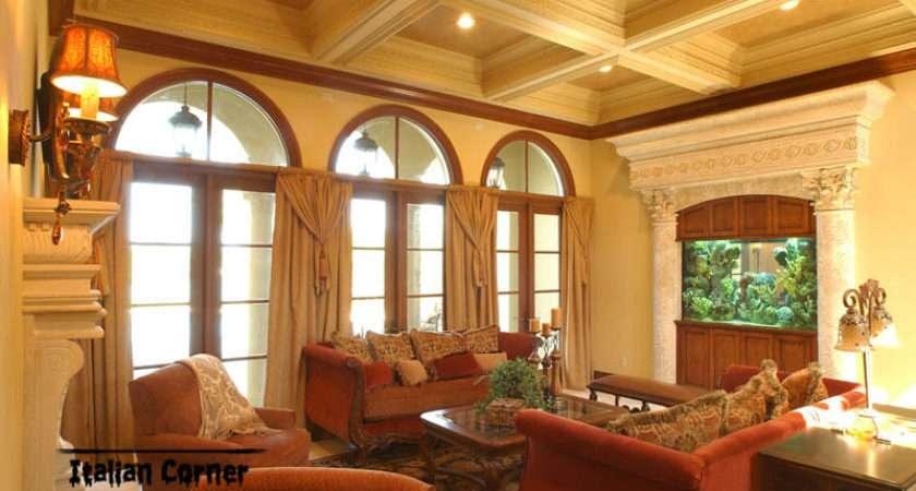 Classic Living Rooms Italian Ideas Furniture