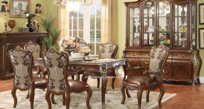 Classic Oak Color Good Design Dining Room Furniture Buy