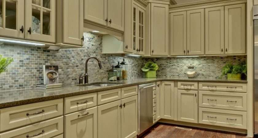 Classic Sage Green Kitchen Cabinets Houses Pinterest