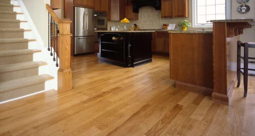 Classy Floor Ideas Wood Floors Kitchen Some Rustic