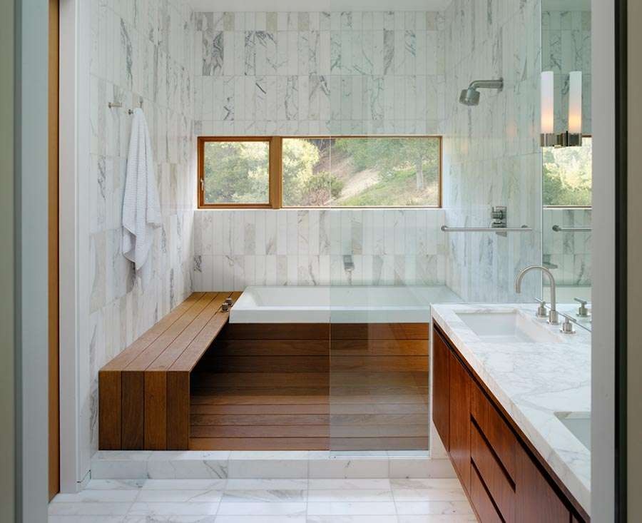 Classy Modern Bathroom Inspiration Inspirations
