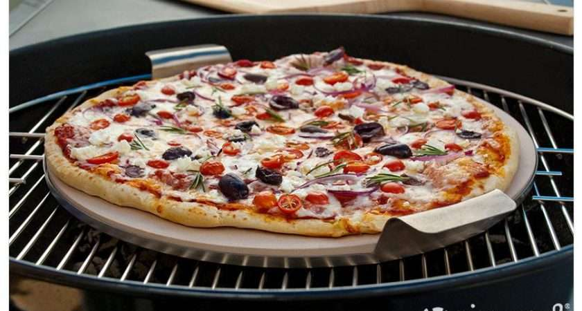 Clean Pizza Stone Long Lifespan Pizzacraft