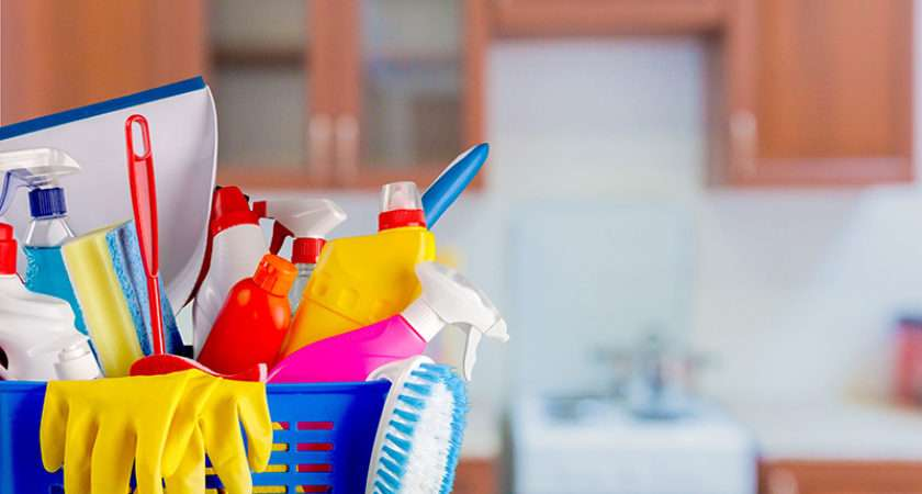 Cleaning Detergents Spring Breathes Fresh Air Into Your Home
