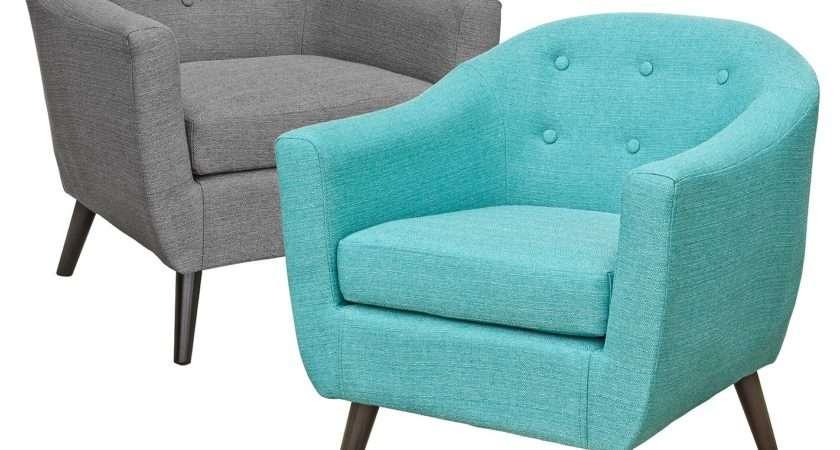 Cleo Fabric Tub Chair Fabulous