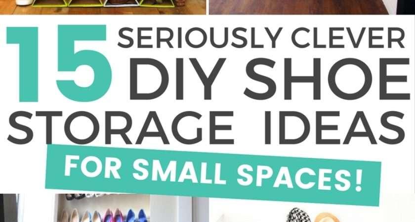 Clever Diy Shoe Storage Ideas Grillo Designs