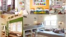 Clever Small Kids Room Storage Ideas