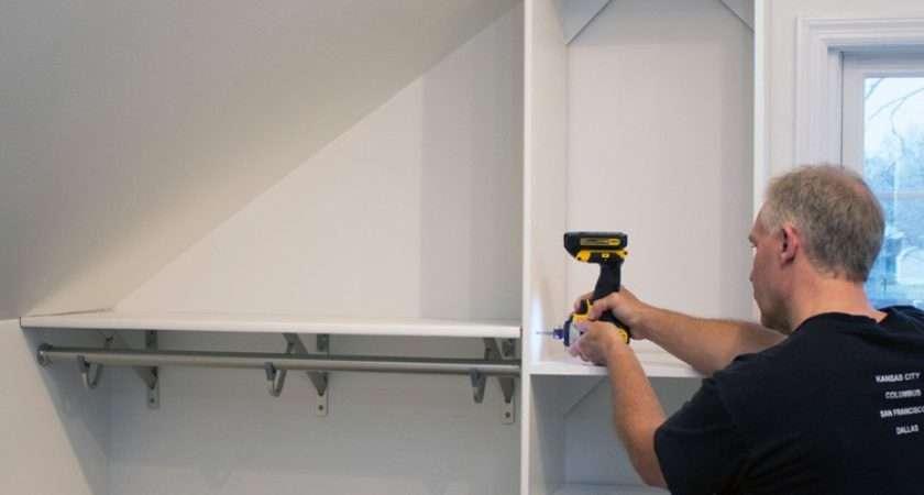 Closet Design Tips Challenging Spaces