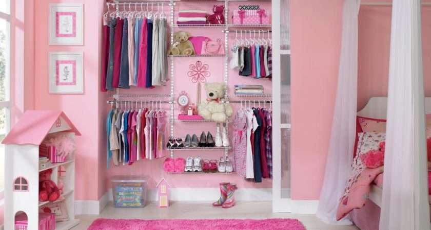 Closet Grows Your Little Girl Hgtv