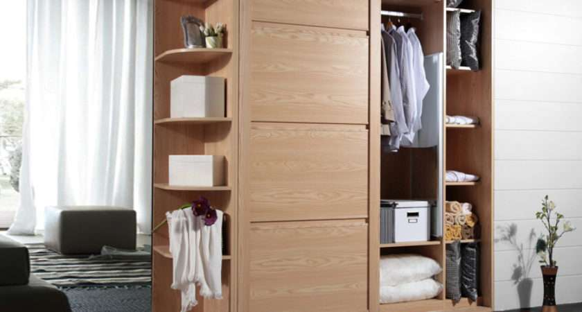 Clothing Cabinet Wardrobe Metal Cupboard Clothes