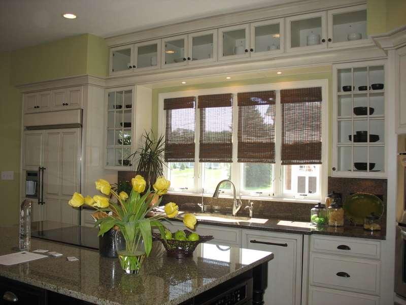 Coastal Cottage Style Kitchen Interior Decorating