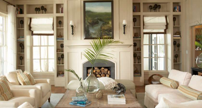 Coastal Living Room Designs Decorating Ideas