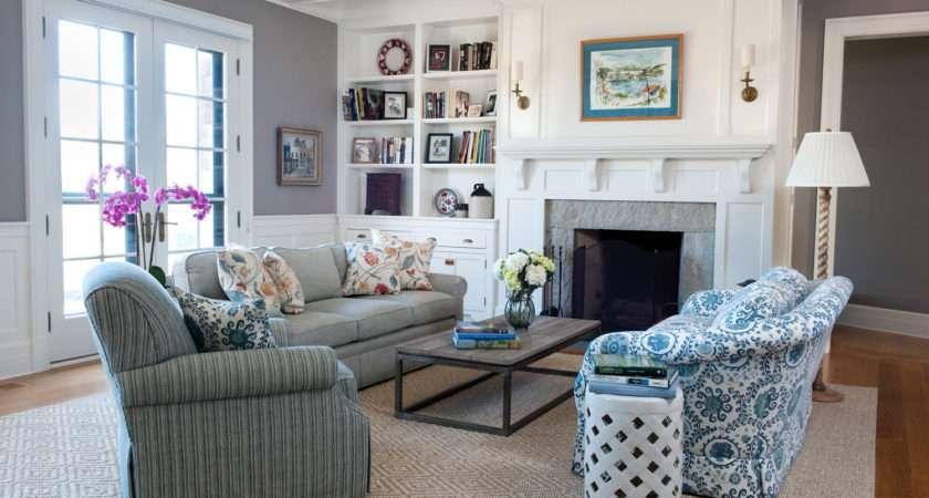 Coastal New England Julie Warburton Design Living