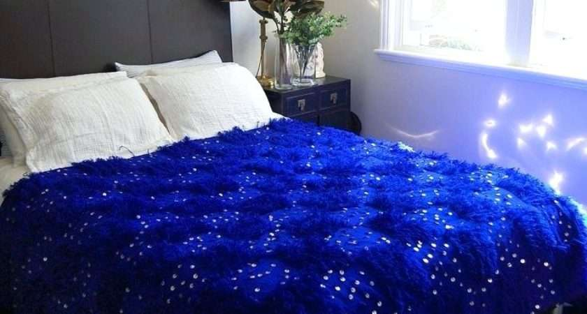 Cobalt Blue Bedroom Decor Royal Ideas