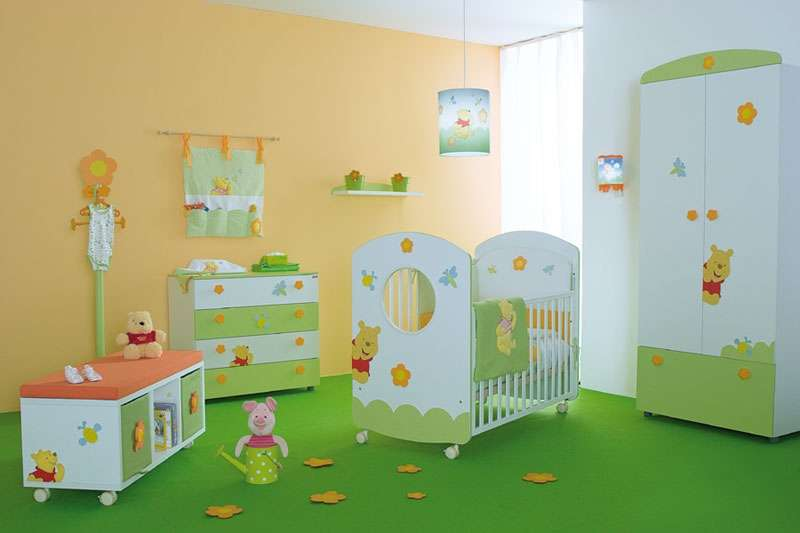 Coffee Breaking News Baby Rooms Girls Decoration
