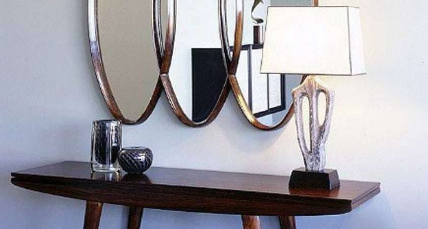 Collection Modern Hall Mirrors