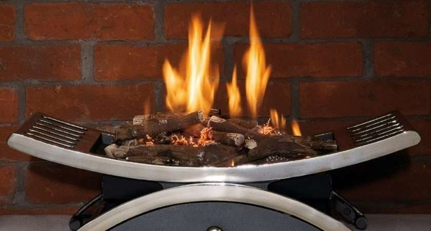 Collection Nexus Cast Iron Fire Basket Hearth