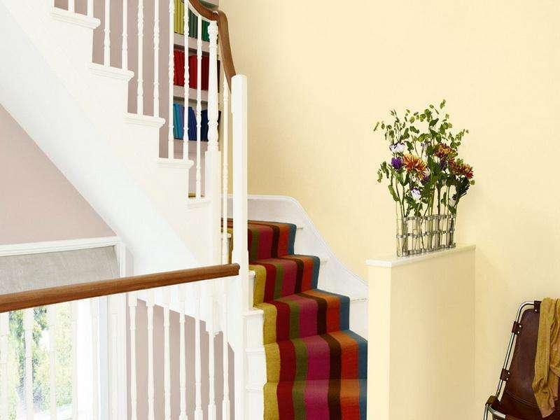 Color Hallway Ideas Decorate Painting Hallways