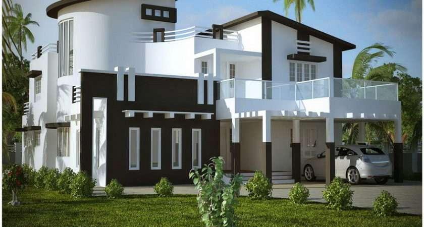 Color Ideas Modern House Exterior Paint