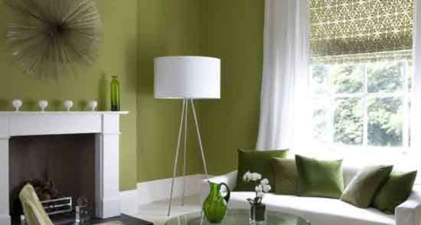 Color Living Room Wall Interior Design