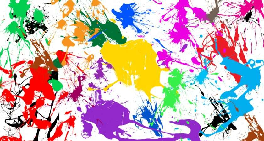 Color Paint Wallpaperlepi