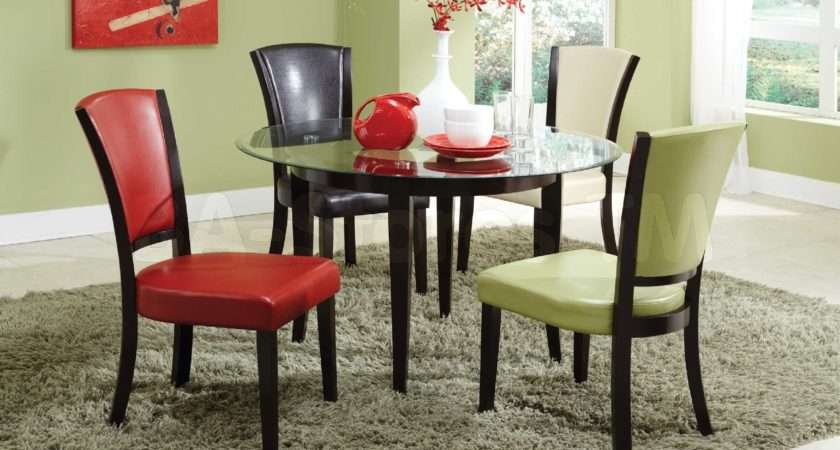 Colorful Chairs Your Dining Room Latest