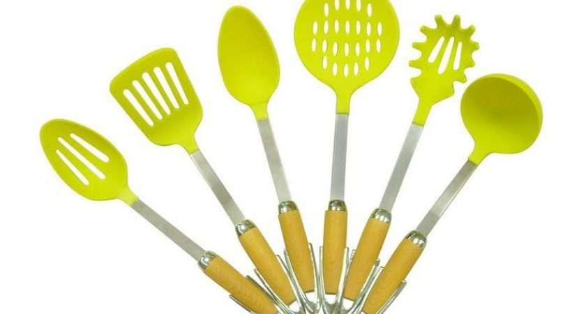 Colorful Kitchen Utensils Cool